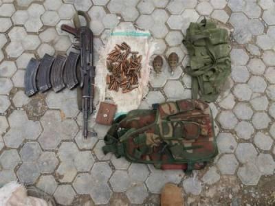 Pakistan Army kills two terrorists in KP