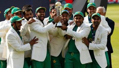 PM Nawaz Sharif announces Rs 1 crore each for players of Pakistan cricket team