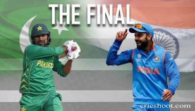 Unable to digest humiliating defeat, Indian says Champions Trophy final was fixed