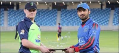 Afghanistan, Ireland awarded Test Cricket Status