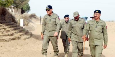 Punjab Rangers arrest 5 terrorists in an intelligence operation