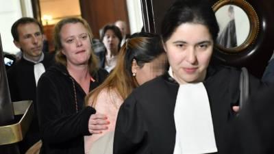 Emirati Princess convicted in Belgium on human trafficking