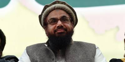Hafiz Saeed booked in India over money laundering charges