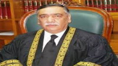 Justice Asif Saeed Khan Khosa to take oath as acting Chief Justice of Pakistan