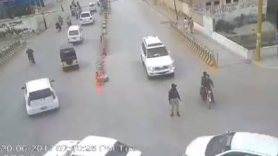 MPA driven SUV crushes traffic warden to death