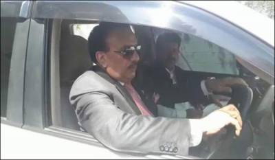 Rehman Malik presents evidences of money laundering against Sharif family