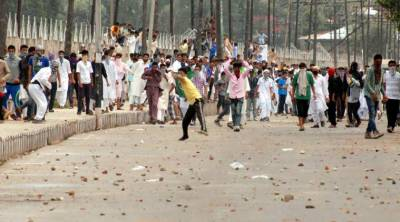 Eid in Occupied Kashmir marked with clashes and stone pelting