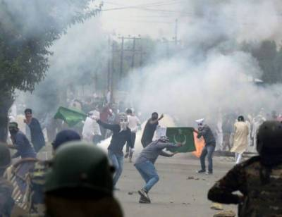 Indian Army resorts to worst brutalities in occupied Kashmir on Eid day