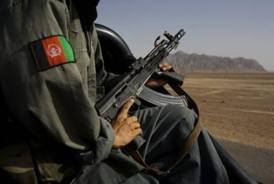 Afghan Taliban kill six policemen in an attack on Police post