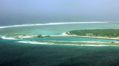 China has built new military bases in South China Sea: US Report