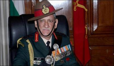 Indian Army Chief reaches at Indo - China border after Indian media confirmed Army bunker destruction