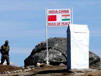 Indian government warns China over serious security concerns