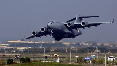 Indian strategic Airlift capability increases with the C-17 military plane from US