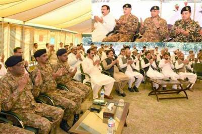 ISIS spread in Afghanistan is a security threat to Pakistan: COAS
