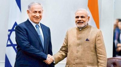 Narendra Modi leaves for Israel becoming first ever Indian PM to visit Israel