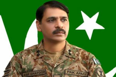 Pakistan Army is above all sects: DG ISPR