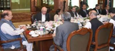 Pakistan takes a position on Qatar Saudi Arabia row