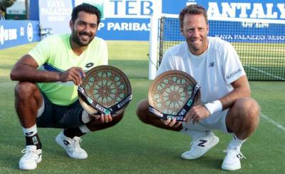 Aisam ul Huq brings laurels for Pakistan yet again