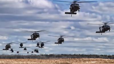 Army contract worth $3.8 billion of Black Hawk Helicopters for Saudi Arabia: Pentagon