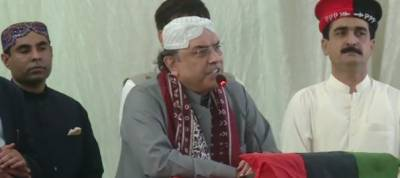 Asif Zardari lashes out at bad eggs of PPP