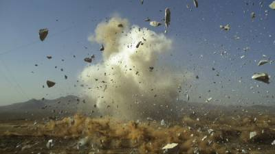 Blast in Khyber Agency