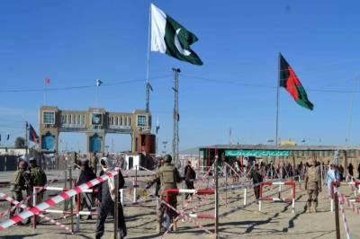 -Deface- Pakistan Army enhances security at Pak-Afghan border