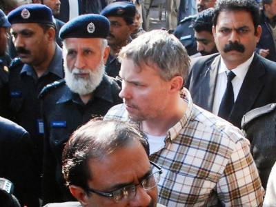 Imran Khan lashes out at civil-military over Raymond Davis memoir