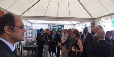 Pakistan biggest ever pavilion inaugurated in France