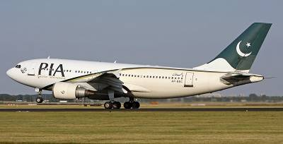 PIA's 12 national and international flights cancelled