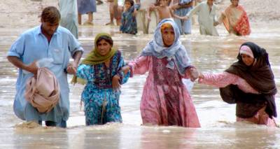 Rains, flood play havoc in Balochistan