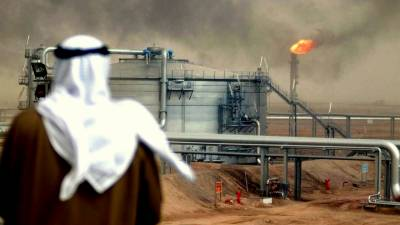 Saudi Arabia's economy on downfall