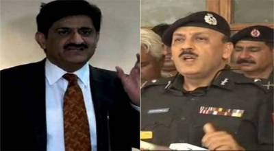 Sindh government makes IG Sindh AD Khwaja toothless
