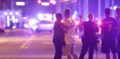 US night club shooting creates panic