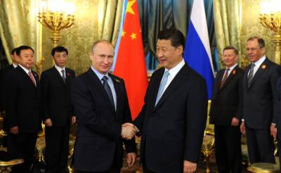China-Russia unite against US for harming strategic security interests