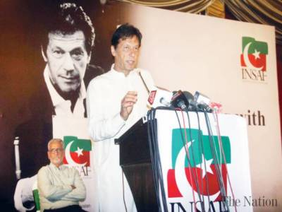 Imran Khan unveils party tickets criteria for General Elections