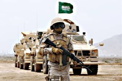 Saudi Arabia Army soldier killed at Saudi Yemen border