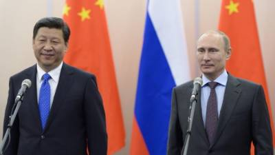 Xi JinPing to be honoured in Moscow as China Russia enhance strategic alliance