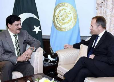 British HCs of Pakistan and India meet NSA Nasser Janjua to dicuss regional security