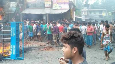 Communal riots in Indian West Bengal over objectionable Facebook post on Prophet Muhammad PBUH
