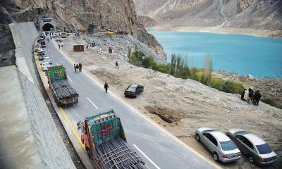 CPEC: China to launch road and rail freight service