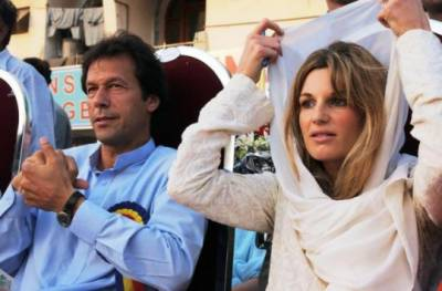 Imran Khan hits out at PML-N over nonsense remarks about Jemima Khan