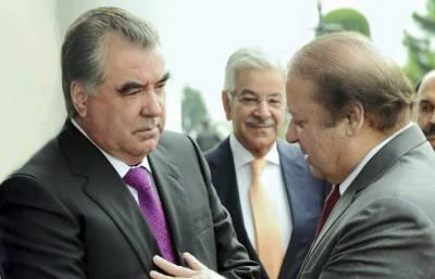 Tajikistan wants to trade through Gwadar Port: PM