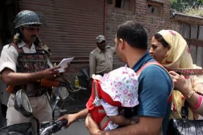 20,000 more troops deployed in occupied Kashmir ahead of Burhan Wani martyrdom anniversary