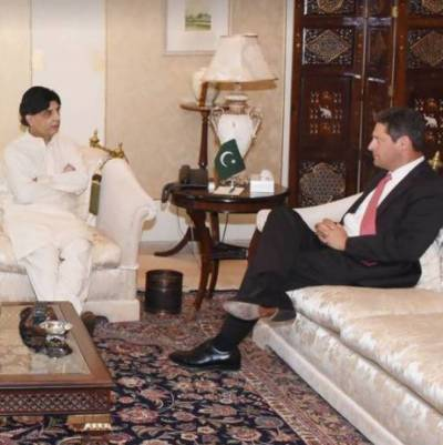 Facebook VP assures Pakistani authorities of full cooperation