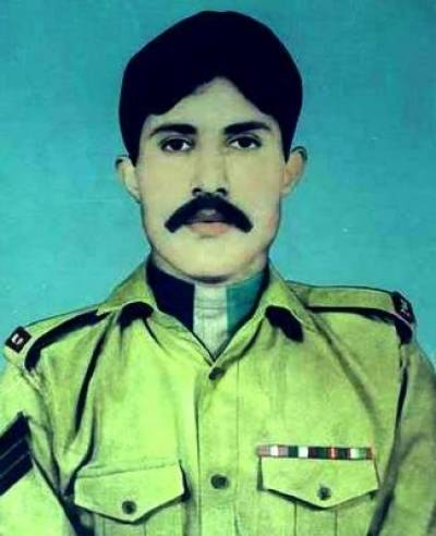 Havaldar Lalak Jan Shaheed martyrdom anniversary being observed today