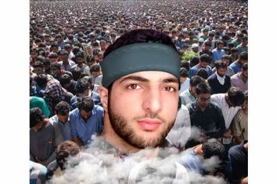 Occupied Kashmir tense as Burhan Wani martyrdom anniversary to be observed