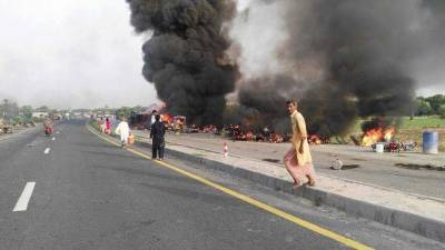OGRA orders Shell to pay Rs 257 million compensation for tanker explosion