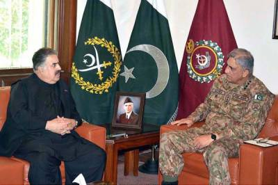 Pakistan Army has brought back peace in Balochistan: CM Zehri