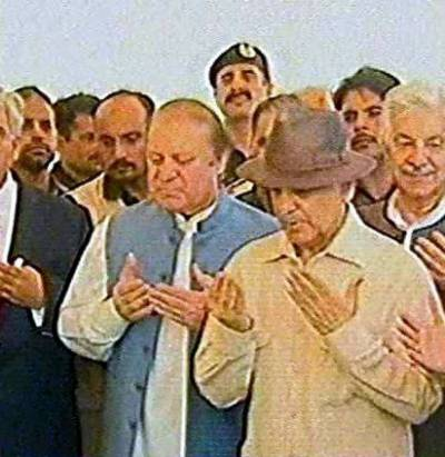 PM Nawaz Sharif inaugurates Haveli Bahadur Shah Power plant today