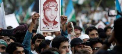 Fearful of Burhan Wani even a year after his martyrdom, Indian Army imposes curfew in Occupied Kashmir